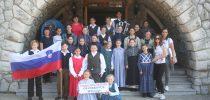 Folklorniki v Bosni
